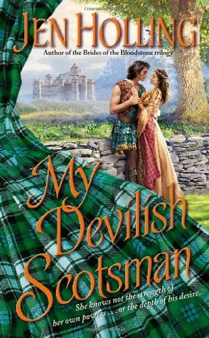 My Devilish Scotsman by Jen Holling