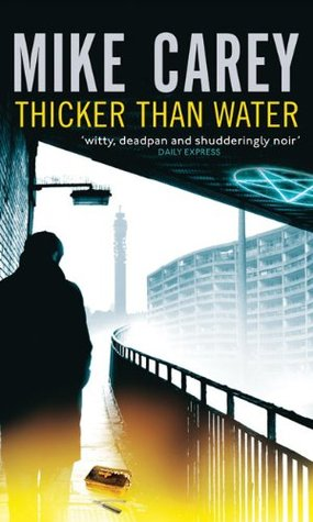 Thicker Than Water by Mike Carey