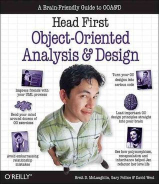 Head First Object-Oriented Analysis and Design by Brett D. McLaughlin