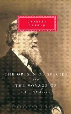 The Origin of Species/The Voyage of the Beagle by Charles Darwin