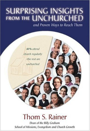 Surprising Insights from the Unchurched and Proven Ways to Re... by Thom S. Rainer
