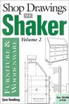 Shop Drawings of Shaker Furniture and Woodenware