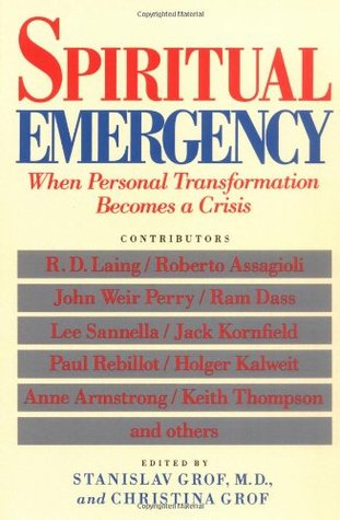 Spiritual Emergency by Stanislav Grof