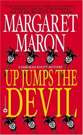 Up Jumps the Devil by Margaret Maron
