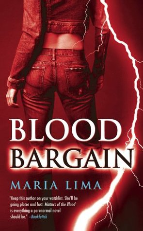 Blood Bargain by Maria Lima