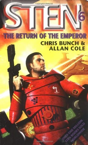 The Return of the Emperor by Chris Bunch