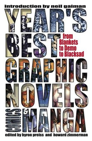 Year's Best Graphic Novels, Comics, and Manga by Byron Preiss