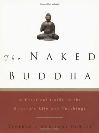 The Naked Buddha by Adrienne Howley