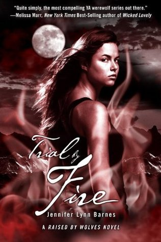 Trial by Fire by Jennifer Lynn Barnes