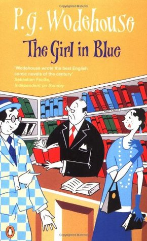 The Girl in Blue by P.G. Wodehouse