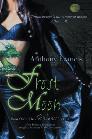 Frost Moon by Anthony Francis