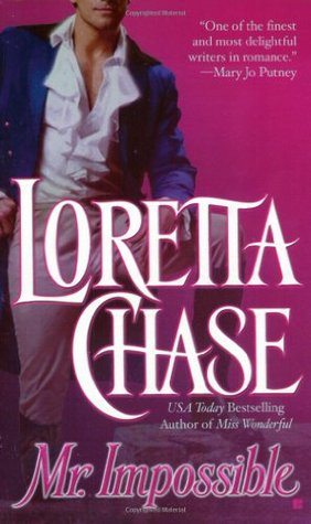 Mr. Impossible by Loretta Chase