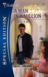 A Man in a Million (The Moorehouse Legacy, #4)  (Callie/Grace/Walker Brothers/Moorehouse series, #7)