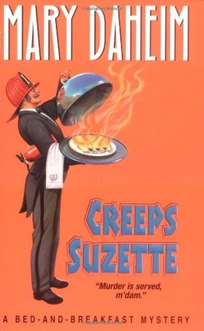 Creeps Suzette by Mary Daheim
