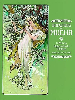Drawings of Mucha by Alphonse Mucha