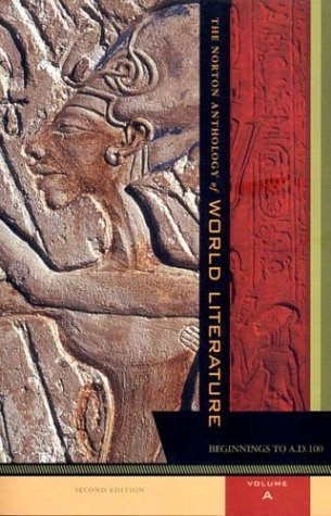 The Norton Anthology of World Literature, Volume A, Beginning... by Sarah N. Lawall