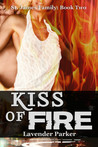 Kiss of Fire (St. James Family #2)