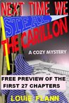 Next Time We Steal The Carillon - Free Preview: The first 27 chapters (The Professor Palma Mysteries)