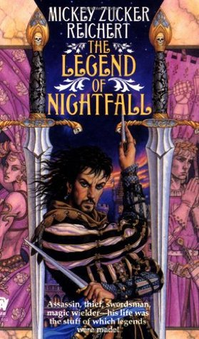The Legend of Nightfall by Mickey Zucker Reichert