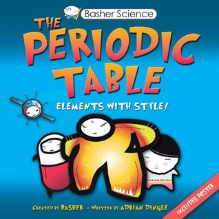 The Periodic Table by Simon Basher