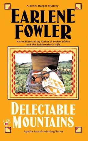Delectable Mountains by Earlene Fowler