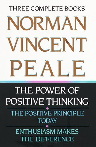norman vincent peale three complete books the power of