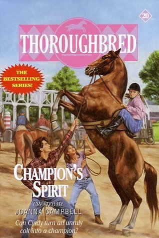 Champion's Spirit (Thoroughbred, #20)