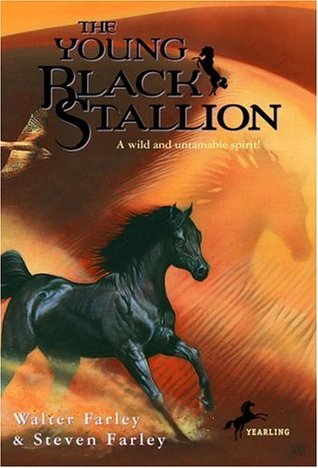 The Young Black Stallion by Walter Farley
