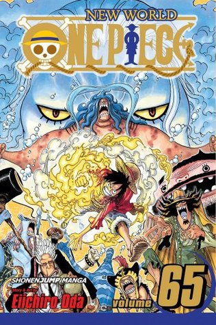 One Piece, Volume 65: To Nothing (One Piece, #65)