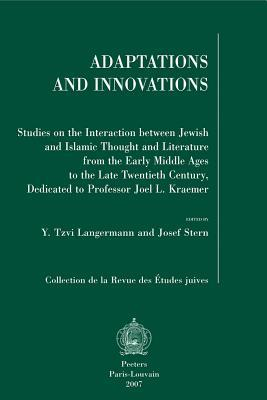 Adaptations And Innovations by Y. Tzvi Langermann