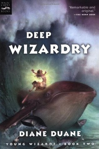 Deep Wizardry by Diane Duane