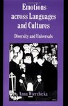 Emotions Across Languages and Cultures: Diversity and Universals