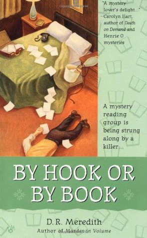 By Hook or By Book by D.R. Meredith
