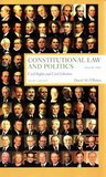 Constitutional Law and Politics, Volume 2
