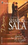 Amber by Night by Sharon Sala