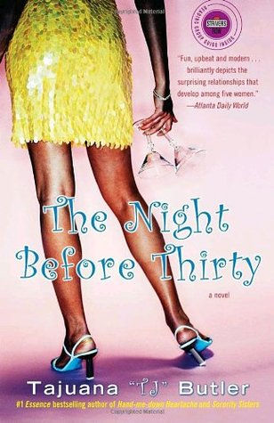 The Night Before Thirty: A Novel (Strivers Row)