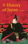 A History of Japan by R.H.P. Mason