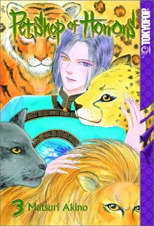 Pet Shop of Horrors, Vol. 3 by Matsuri Akino