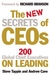 The New Secrets of CEOs: 200 Global Chief Executives on Leading