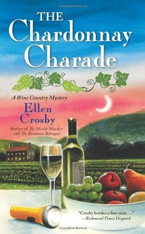 The Chardonnay Charade (Wine Country Mysteries #2)