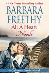 All A Heart Needs (Callaways, #5)