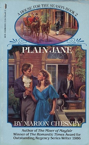 Plain Jane by Marion Chesney