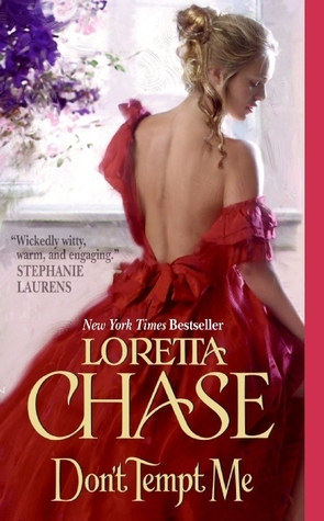 Don't Tempt Me by Loretta Chase