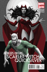 Avengers Origins: Quicksilver & The Scarlet Witch