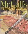 McCall's Family-Style Cookbook (M8) - (McCall's Cookbook Collection Series)