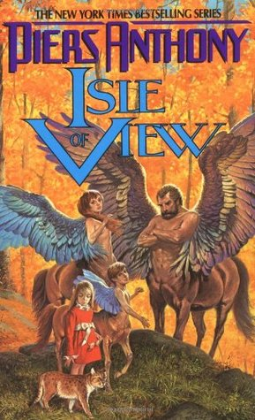 Isle of View by Piers Anthony