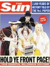 Hold Ye Front Page: Hold Ye Front Page - 2000 Years of History on the Front Page of The Sun