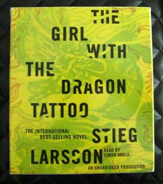 The Girl with the Dragon Tattoo [Unabridged 13-CD Set]