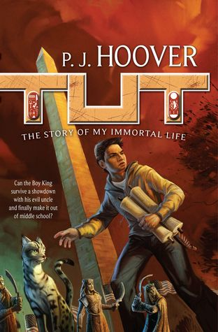 Tut: The Story of My Immortal Life