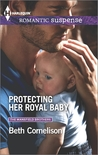 Protecting Her Royal Baby (The Mansfield Brothers, #2)